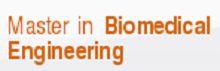 Master in Biomedical Engineering, (open link in a new window)
